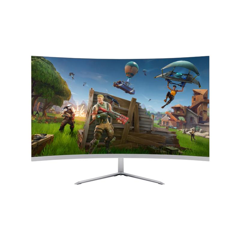 1080p gaming monitor; curved gaming monitor