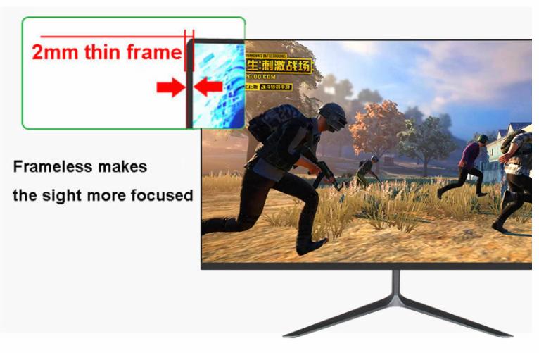 gaming monitor qled
