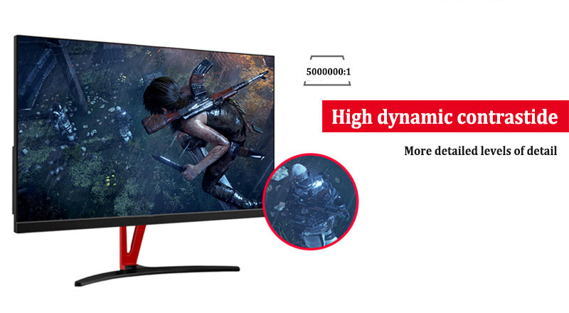 gaming monitor with audio out