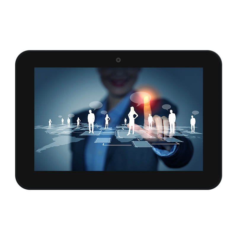 wall mount android tablet poe