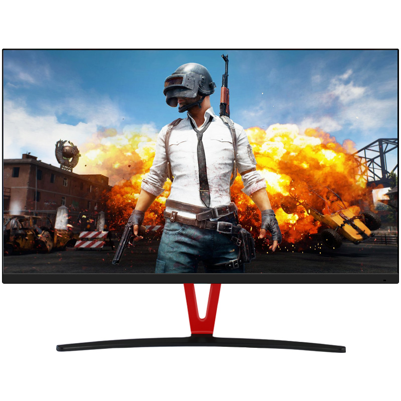 gaming monitor with USB port