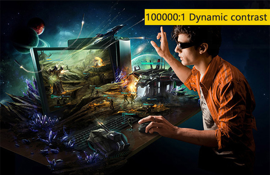 gaming monitor 1ms