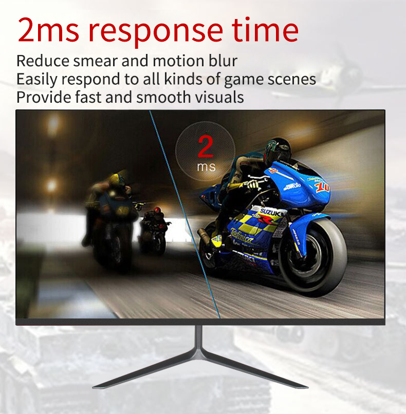 gaming monitor 24 or 27 inch