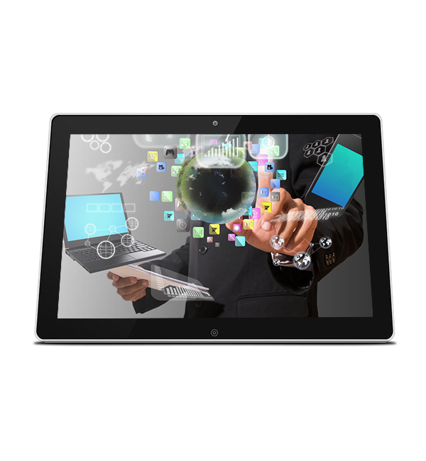android advertising tablet