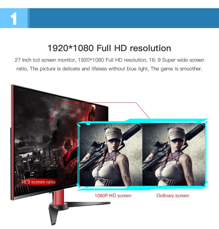 gaming monitor 1440p